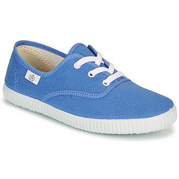 Shoes Children Low top trainers Citrouille et Compagnie KIPPI BOU Blue