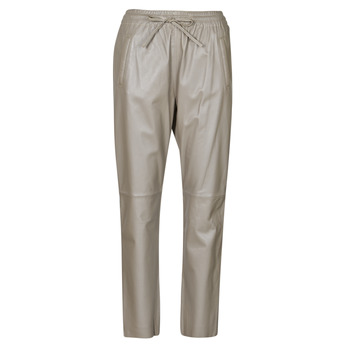 material Women 5-pocket trousers Oakwood GIFT Grey
