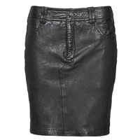 material Women Skirts Oakwood CROSS Black