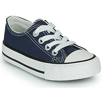 Shoes Children Low top trainers Citrouille et Compagnie OTAL Marine