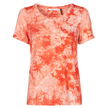 material Women short-sleeved t-shirts Les Petites Bombes BRISEIS Orange