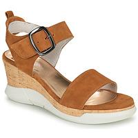 Shoes Women Sandals Philippe Morvan AMOR V1 Brown