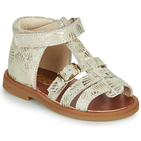 Shoes Girl Sandals GBB PHILIPPINE Beige / Gold