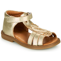 Shoes Girl Sandals GBB FRANIA Gold