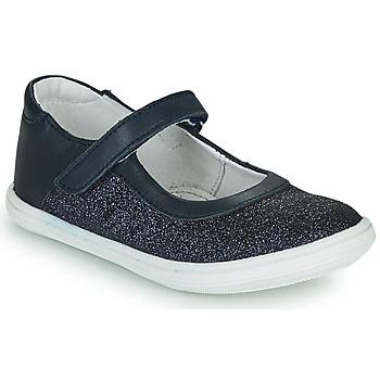 Shoes Girl Ballerinas GBB PLACIDA Marine