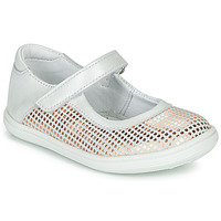 Shoes Girl Ballerinas GBB PLACIDA White