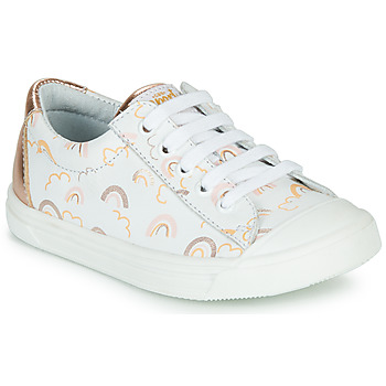 Shoes Girl Low top trainers GBB MATIA Pink