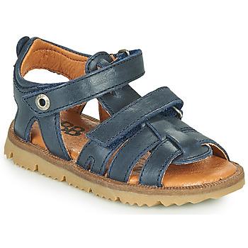 Shoes Boy Sandals GBB JULIO Blue