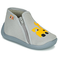 Shoes Girl Slippers GBB APOMO Grey