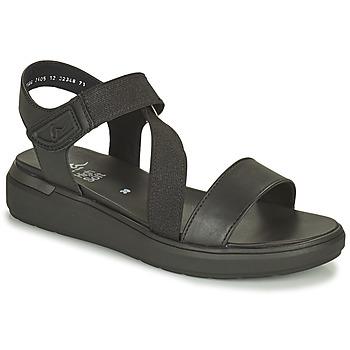Shoes Women Sandals Ara IBIZA-S HIGH SOFT Black