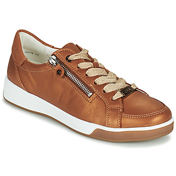 Shoes Women Low top trainers Ara ROM-HIGHSOFT Brown