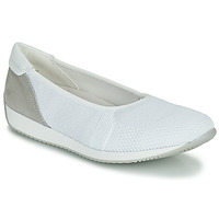 Shoes Women Low top trainers Ara PORTO-FUSION4 White