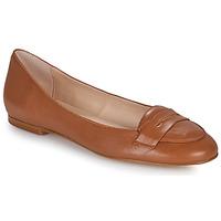 Shoes Women Ballerinas Betty London OVINOU Camel