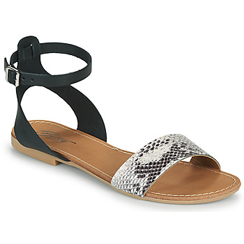 Shoes Women Sandals Betty London GIMY Black / Grey