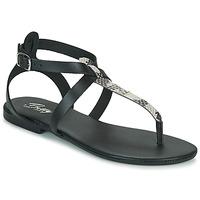 Shoes Women Sandals Betty London ORIOUL Black / Grey