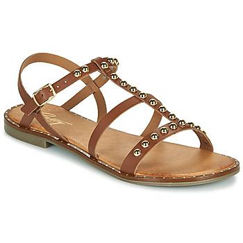 Shoes Women Sandals Betty London OVADE Camel