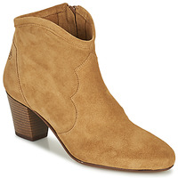 Shoes Women Ankle boots Betty London OISINE Camel