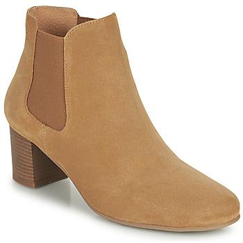 Shoes Women Ankle boots Betty London OKARI Camel