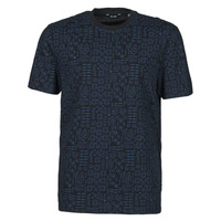 material Men short-sleeved t-shirts Only & Sons  ONSBAXEL Black