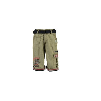 material Boy Shorts / Bermudas Geographical Norway PACOME Beige