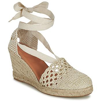 Shoes Women Sandals Minelli HINAU Ecru