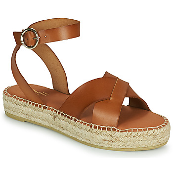 Shoes Women Sandals Minelli TRONUIT Brown