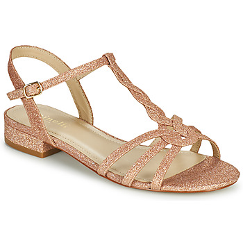 Shoes Women Sandals Minelli NHAELLE Pink