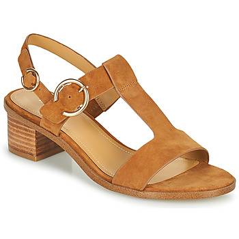 Shoes Women Sandals Minelli HALAY Brown