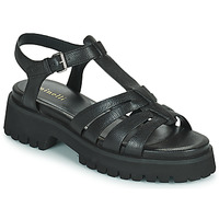 Shoes Women Sandals Minelli HELLHA Black