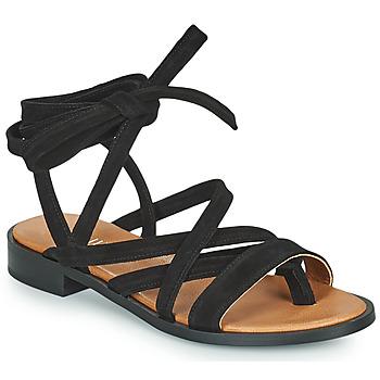 Shoes Women Sandals Minelli HURIA Black
