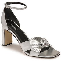 Shoes Women Sandals Minelli TREPHINNE Silver