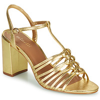 Shoes Women Sandals Minelli THERENA Gold