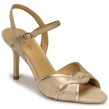 Shoes Women Sandals Minelli PHILOMENE Gold