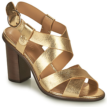 Shoes Women Sandals Minelli THIYA Gold