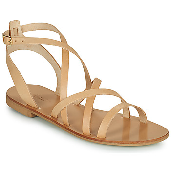 Shoes Women Sandals Minelli HOULLY Beige