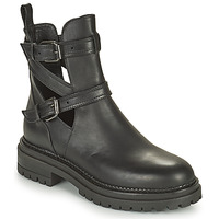 Shoes Women Mid boots Minelli AODA Black