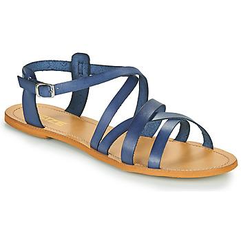 Shoes Women Sandals So Size IDITRON Marine