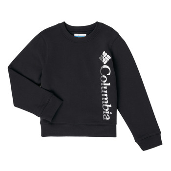 material Girl sweaters Columbia COLUMBIA PARK FRENCH TERRY CREW Black