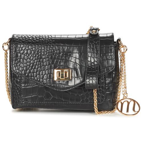 Bags Women Shoulder bags Moony Mood OLGA Black