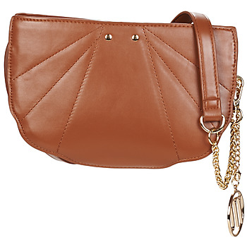 Bags Women Shoulder bags Moony Mood OFANE Cognac