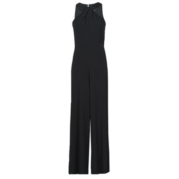 material Women Jumpsuits / Dungarees Esprit OVERALLS KNITTED Black
