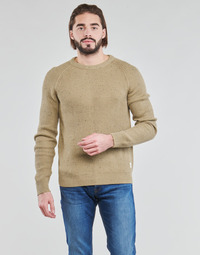 material Men jumpers Jack & Jones JORFUEL Beige