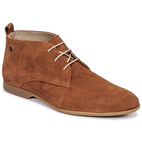 Shoes Men Mid boots Carlington EONARD Cognac
