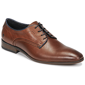 Shoes Men Derby shoes Carlington OLIO Cognac
