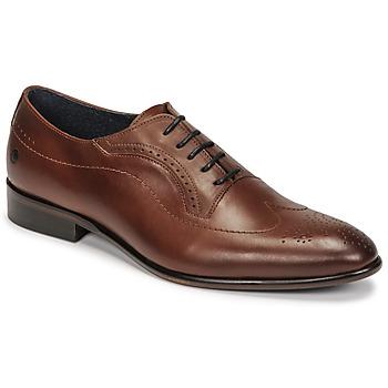 Shoes Men Brogue shoes Carlington OULIO Cognac