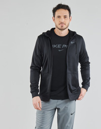 material Men sweaters Nike TF HD FZ Black / Grey