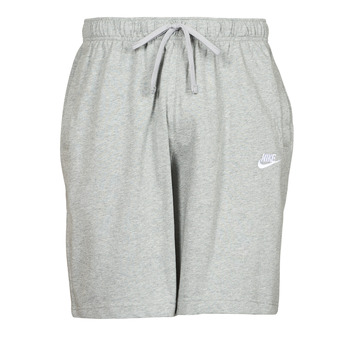 material Men Shorts / Bermudas Nike NSCLUB JGGR JSY Grey / White