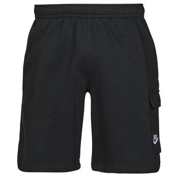 material Men Shorts / Bermudas Nike NSCLUB BB CARGO SHORT Black