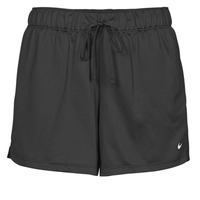 material Women Shorts / Bermudas Nike DF ATTACK SHRT Black / White