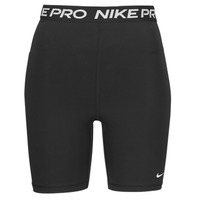 material Women Shorts / Bermudas Nike NIKE PRO 365 SHORT 7IN HI RISE Black / White